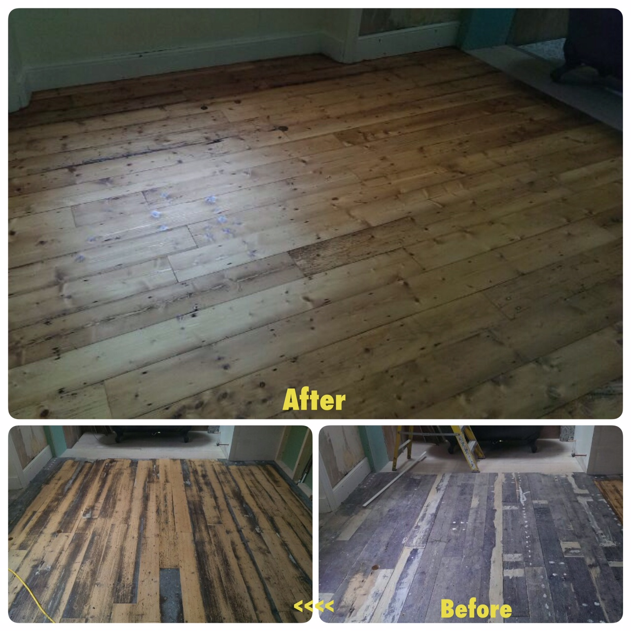 wood floor restoration dover